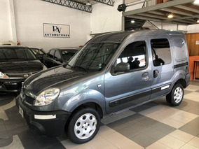 Autos Camionetas Renault Kangoo Familiar Sin Anticipo