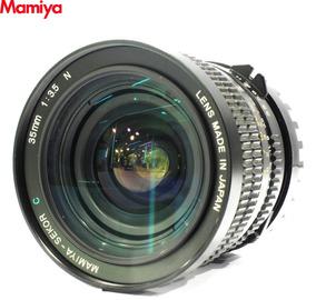 Lente Mamiya 35mm F/3,5 N Para Câmeras 645 Médio Formato