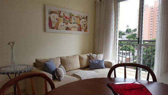 Apartamento Em Vila Roque, São Paulo/sp De 49m² 2 Quartos À Venda Por R$ 270.000,00 - Ap152731