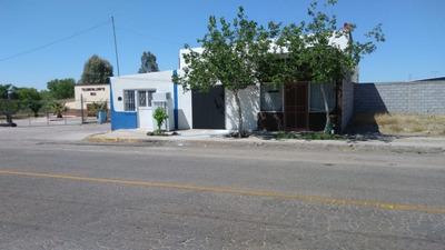 Gran Oportunidad En Venta Casa Y Locales . Excelente Ubicacion Calle Principal En Julimes