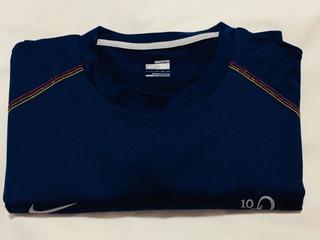 Camiseta Nike R10 Ronaldinho Gaúcho Fit Dry
