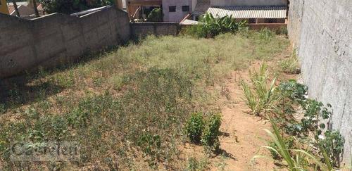 Imagem 1 de 7 de Terreno À Venda, 275 M² Por R$ 180.000,00 - Jardim Tamoio - Campinas/sp - Te0312