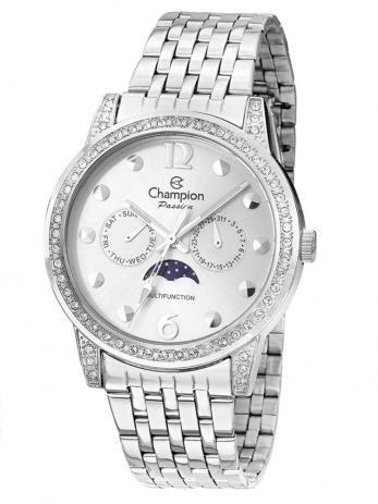 Promoção Relógio Champion Original Feminino Ch38379d