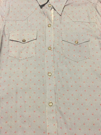 Camisa Tannery Mujer - Talle 42(m)