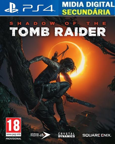 Shadow Of Tomb Raider 2ª Ps4