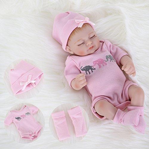 Ena Reborn Baby Doll Vinilo De Silicona Realista Baby Baby 1