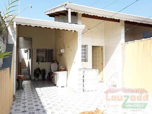 Casa Para Venda Em Peruíbe, Jardim Peruibe, 2 Dormitórios, 1 Suíte, 1 Banheiro, 2 Vagas - 1212_2-570857