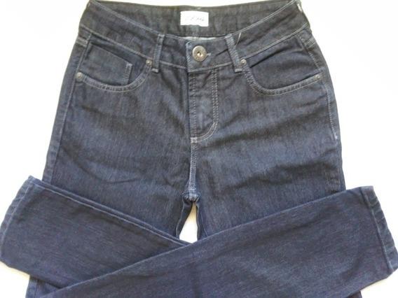 Calça Jeans Feminina Da Zoomp Ref. 140110165