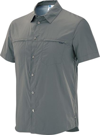 Camisas Hombre - Salomon - Hiking - Stretch Shirt M