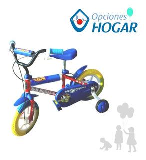 Bicicleta R12 Infantil Futura