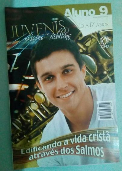 Kit 20 Revistas Escola Dominical 15 A 17 Anos Promoção