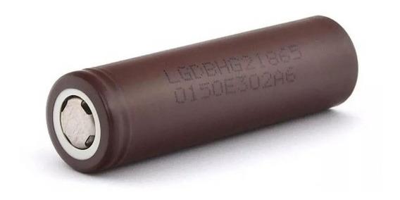 Bateria Lg Hg2 18650 Chocolate 3000mah Vaporizador Vape 20a