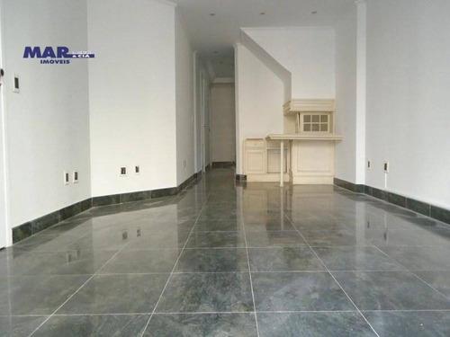 Imagem 1 de 22 de Apartamento Residencial À Venda, Centro, Guarujá - . - Ap7981