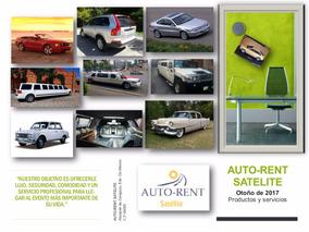 Renta De Limusinas, Autos De Lujo Y Antiguos