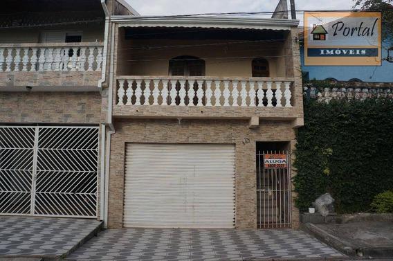 Casa Residencial Para Locação, Jardim Santo Antônio Ii, Campo Limpo Paulista. - Ca0249