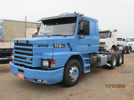 Scania 113 H 6x2