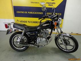 Suzuki Gn 051 Cc - 125 Cc