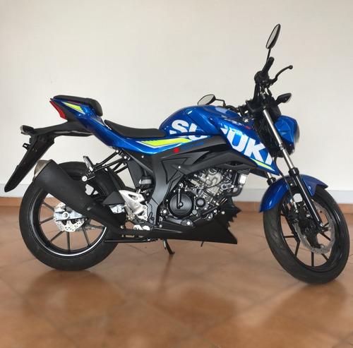 Suzuki Gsx-s150 - Financiación