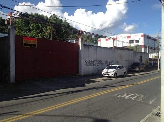Terreno Em Barreto, Niterói/rj De 0m² Para Locação R$ 8.000,00/mes - Te256370