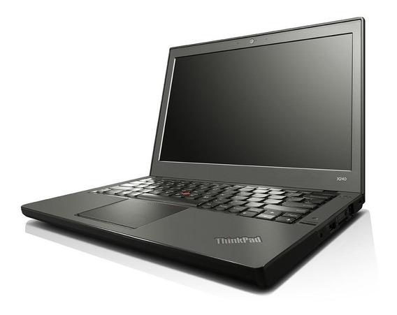 Notebook Lenovo Thinkpad X240 - Intel Core I5-4300 4gb 500gb