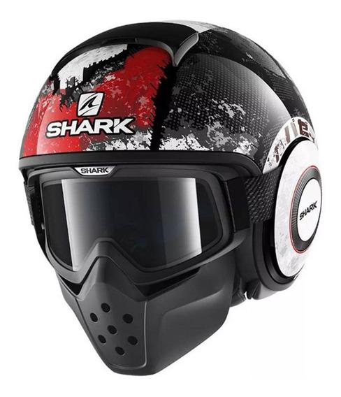 Capacete Shark Drak Evok Kra 56