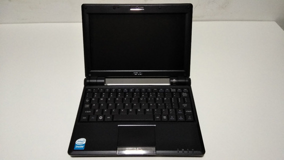 Netbook Asus Eee Pc 900 Séries Preto Funcionando *s/ Bateria