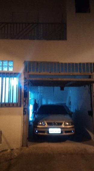Com Garagem 2 Quartos 1 Cozinha, 1 Banheiro, Area De Laser
