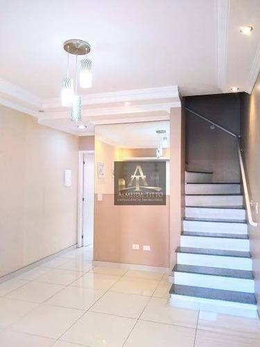 Imagem 1 de 20 de Excelente Casa De 90m² A Venda No Condomínio Center Village. - Ca2491