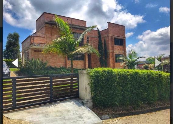 Casa En Arriendo En Loma Del Escobero San Luis