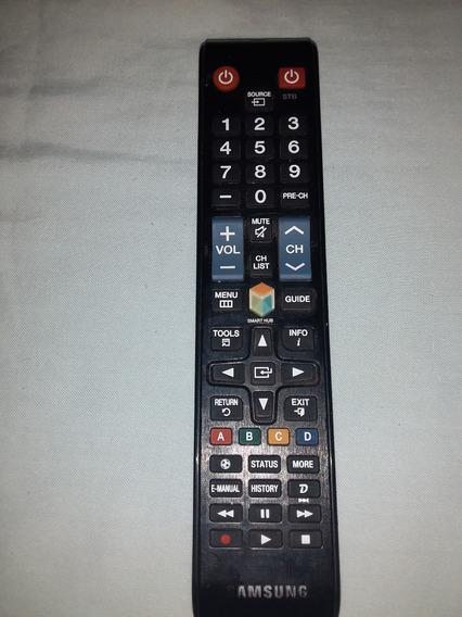 Controle Remoto Tv Samsung Original Un60f6400ag - Un40f6400