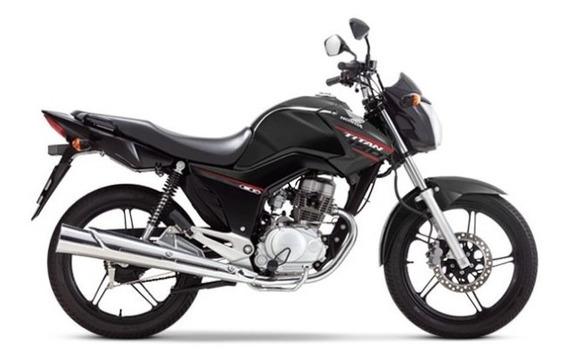 Honda Cg 150 18ctas$12.689 Motoroma Titan Cg150 (cb 125)