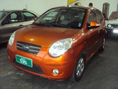 Kia Picanto Ex 1.0 Aut, 2010, Completo, Muito Novo