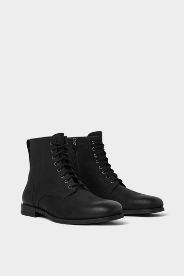 Zapatos Botines Zara Man Nuevos Tommy Guess Aldo