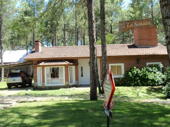 Alquiler Confortable Casa En Cariló! Ideal P/9 Personas!