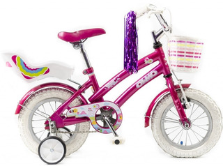 Bicicleta Olmo Tiny Rodado 12 Nena E. Gratis Cuotas Sin Int