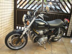 Honda Cb-750 K Four 1974 Street Fighter Cbx Yamaha Suzuki