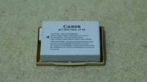 Bateria Canon Lp-e8 Para T2i, T3i, T4i E T5i