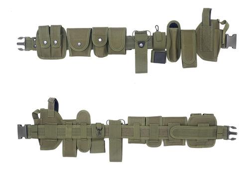 Imagem 1 de 9 de Equipamento Modular De Aplicação Da Lei De Cinto Tático Ao A