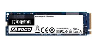 Disco sólido interno Kingston SA2000M8/500G 500GB