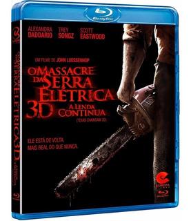 Bluray Guilhotina 3d+massacre Serra Eletrica 3d+acorrentados