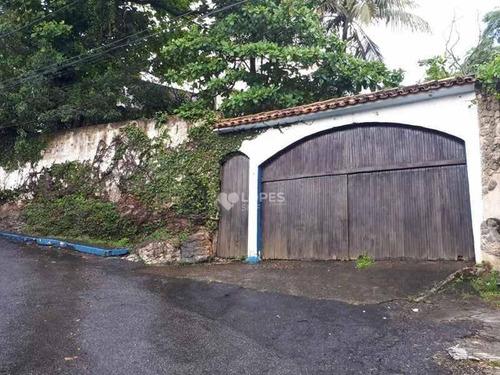 Imagem 1 de 5 de Terreno À Venda, 475 M² Por R$ 250.000,00 - Icaraí - Niterói/rj - Te3694