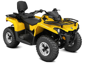 Can Am Outlander 450 Max Dps 2016 - Atv Latitud Sur