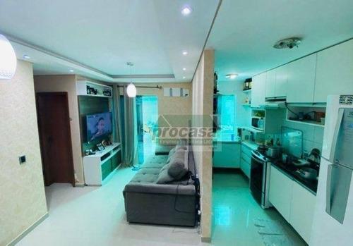 Imagem 1 de 6 de Apartamento Com 2 Dormitórios À Venda, 45 M² Por R$ 165.000,00 - Lago Azul - Manaus/am - Ap3335