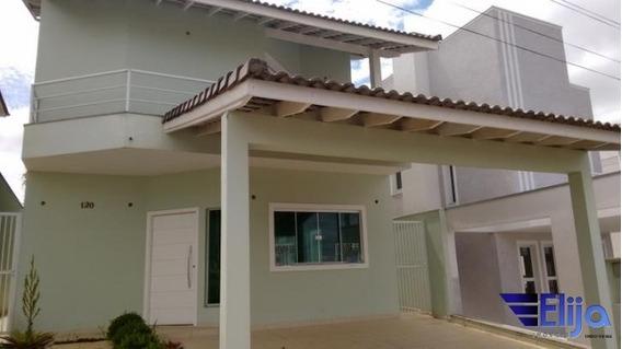 Casa Em Condominio , No Km 26 Da Raposo - Ca1035