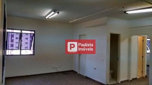 Conjunto À Venda, 30 M² Por R$ 300.000,00 - Saúde - São Paulo/sp - Cj1391