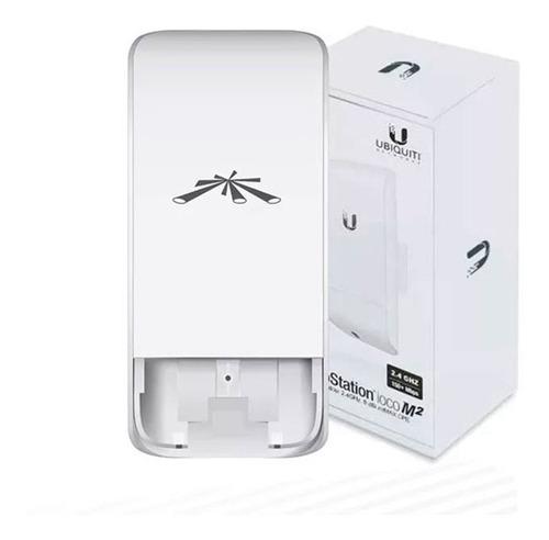Access Point Exterior Ubiquiti Loco M2 Nano Airmax  Cuotas