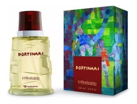 Perfume Desodorante Colônia Portinari 100ml O Boticário