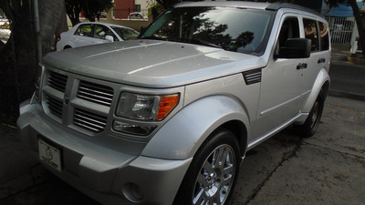 Dodge Nitro Rt 2009 Tomo Auto