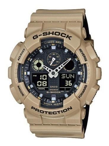 Relógio Casio G-shock Ga-100l-8a Edição Limitada