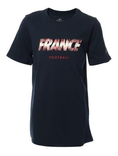 Playera Nike Francia Fff Pride-niño
